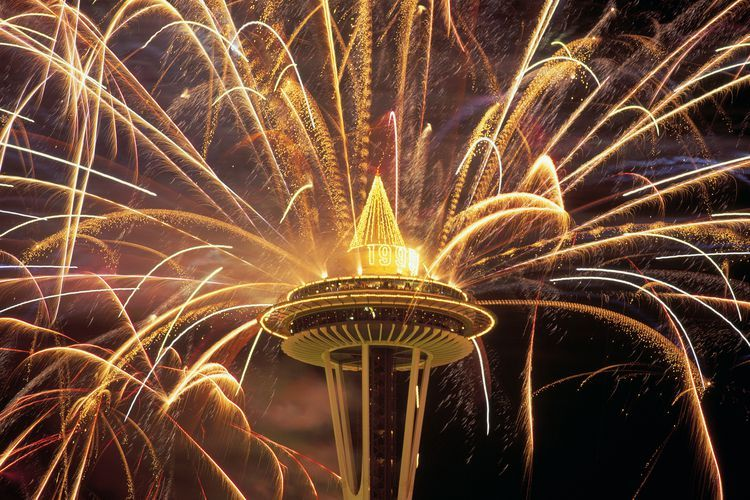 Ring In 2020 With These New Year S Eve Events In Seattle Seattle New Years Eve Events Space Needle Seattle