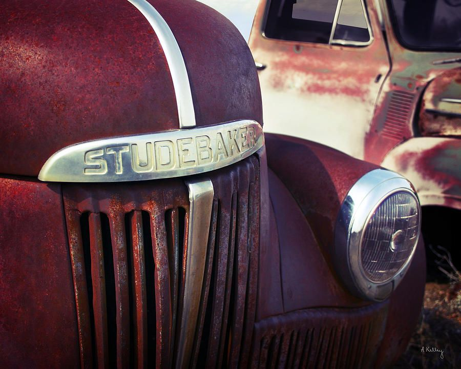Studebaker Truck - This classic beauty was found in a junkyard ...
