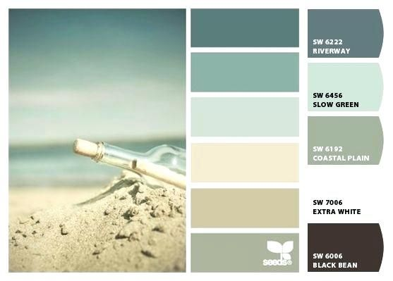 sherwin williams coastal colors paint colors by slow green ...