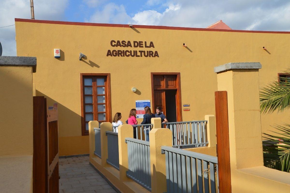 Teldeactualidad Telde La Consejeria De Sector Primario Y