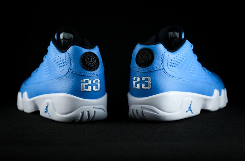 best sneakers 42eac b2597 Air Jordan 9 Low Pantone 832822-401 Release Date | Shoe Biz ...