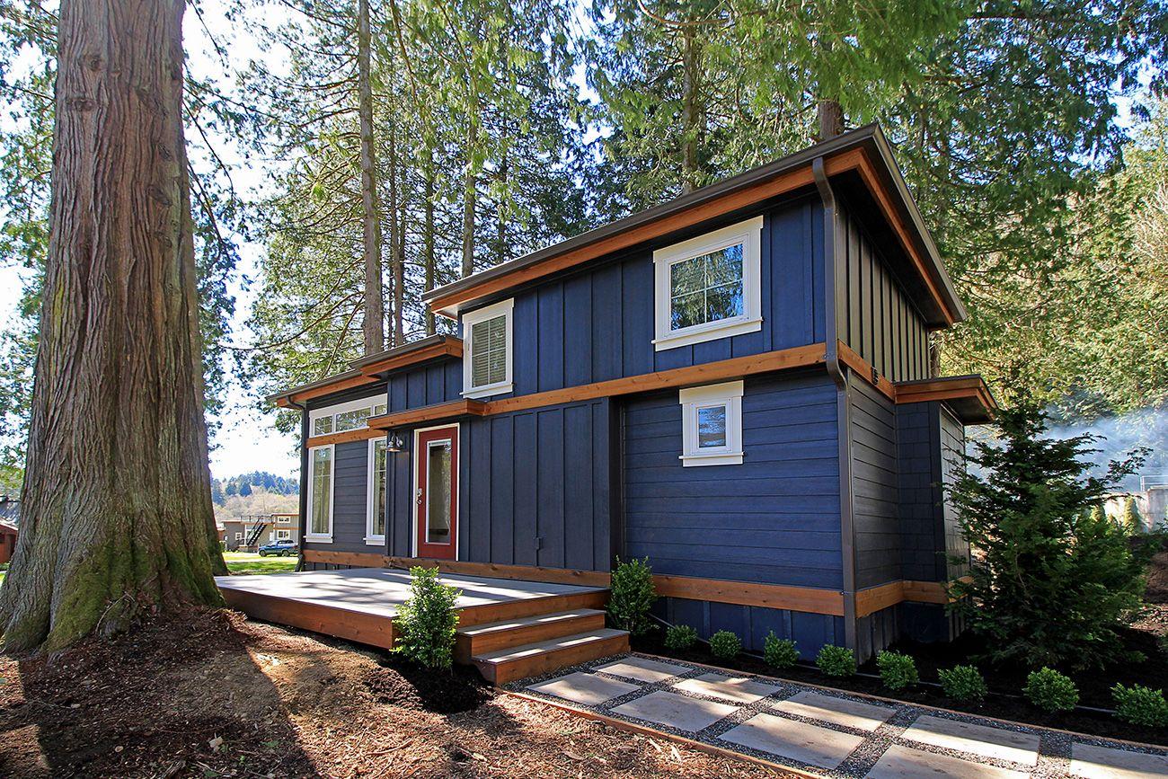 Salish   Unit 10 | Park Models | West Coast Homes