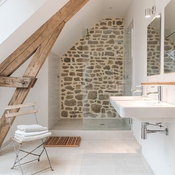 "Resi on Instagram: ""This loft conversion has done an amazing job of keeping the charm of a period property. Find more inspiration via our Pinterest.…"" #loftconversions"