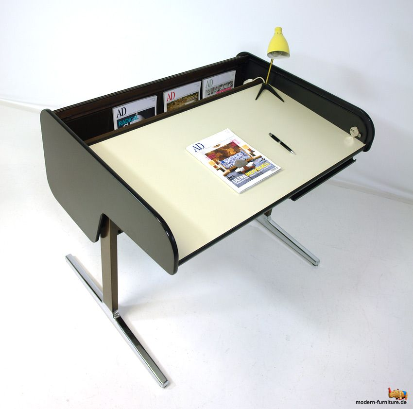 george nelson herman miller action office roll top desk 1964 schreibtisch - Herman Miller Schreibtischsthle