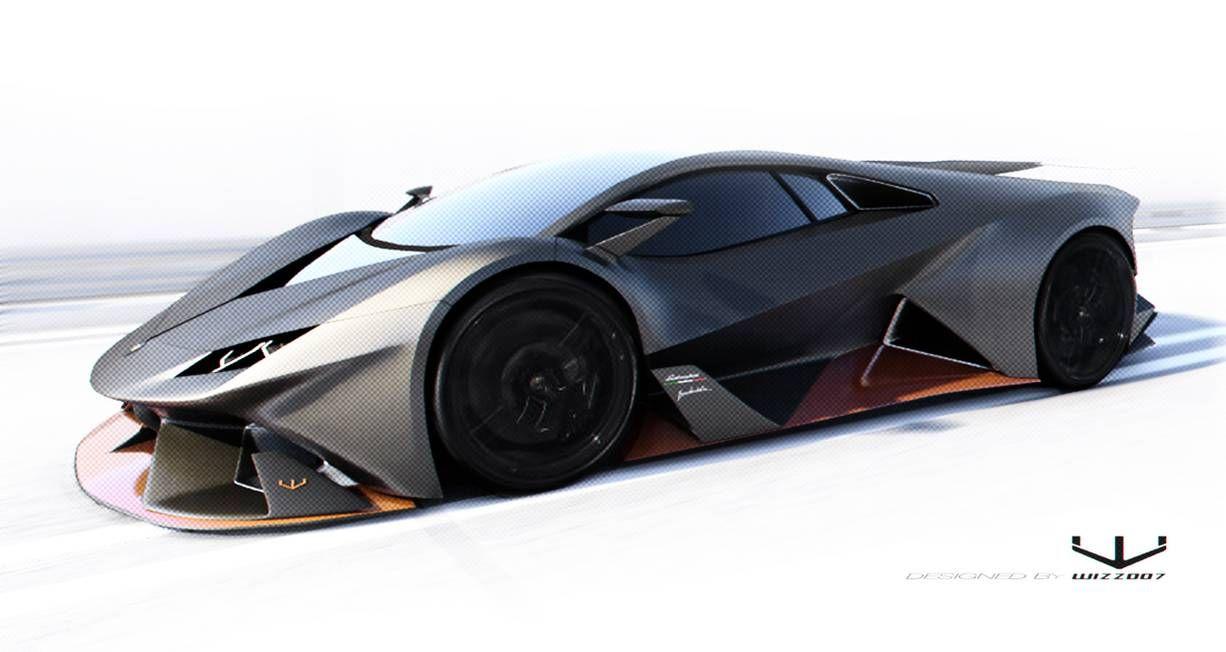 2021 Lamborghini By Wizzoo7 On Deviantart In 2020 Lamborghini Concept Lamborghini Concept Cars