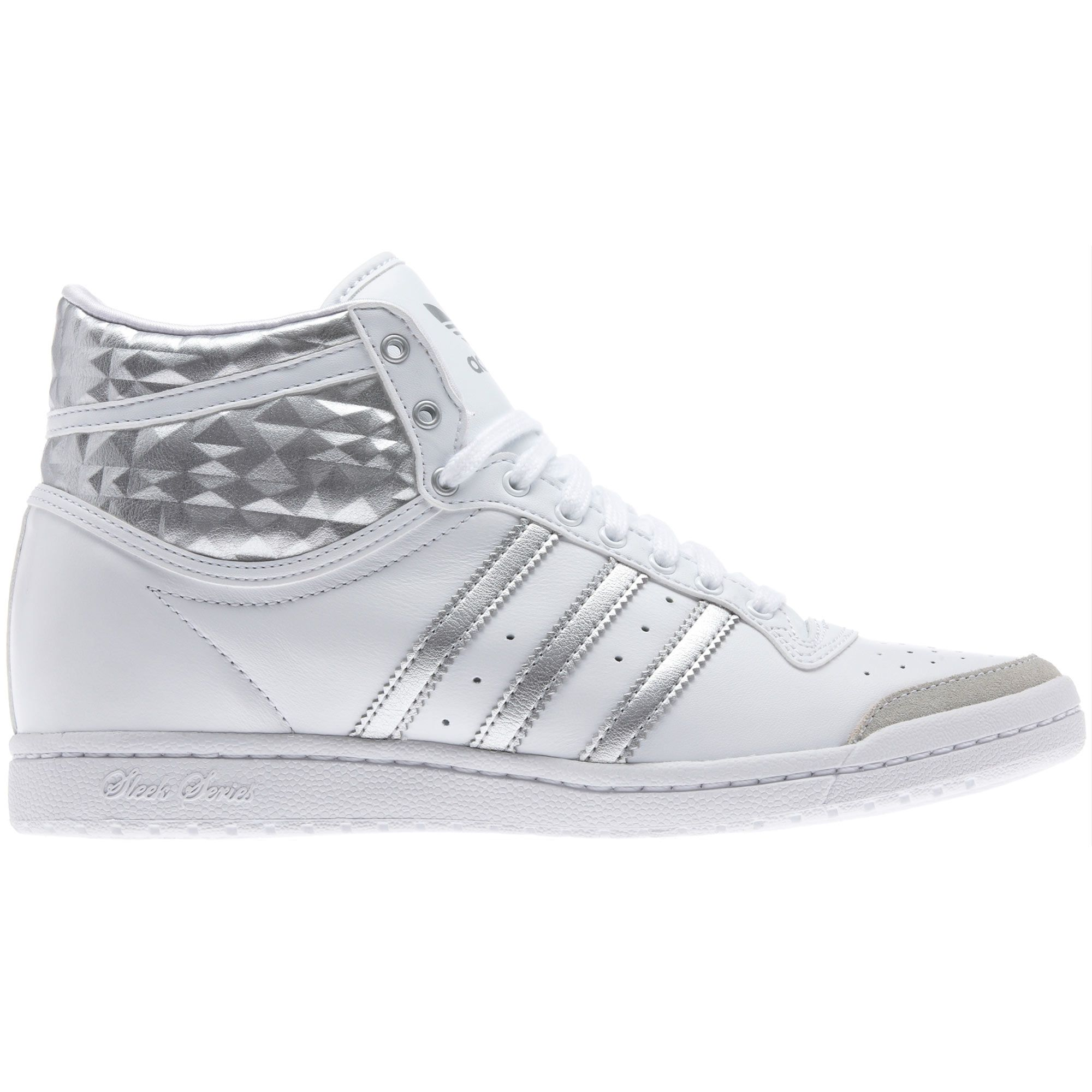 online store 89332 0a441 adidas Women s Top Ten Hi Sleek Up Shoes   adidas UK