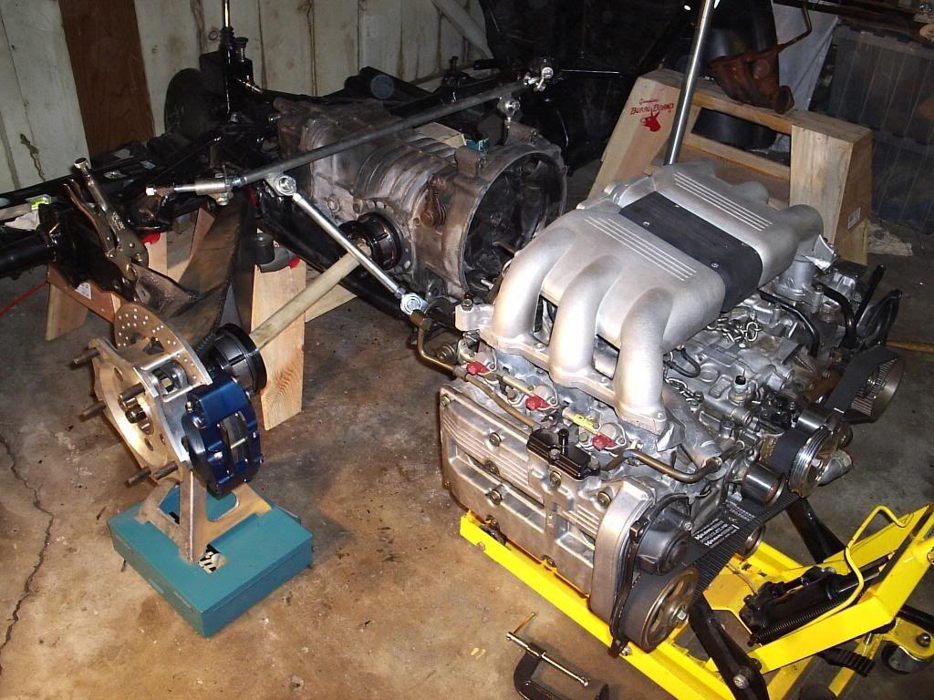 Subaru 6 Cylinder >> 67 Bug With A Huge Subaru 3 3l H6 Engine Conversion Yes