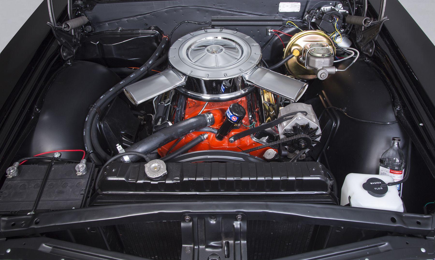65 chevelle engine 307/327/350 SBC Build Pinterest