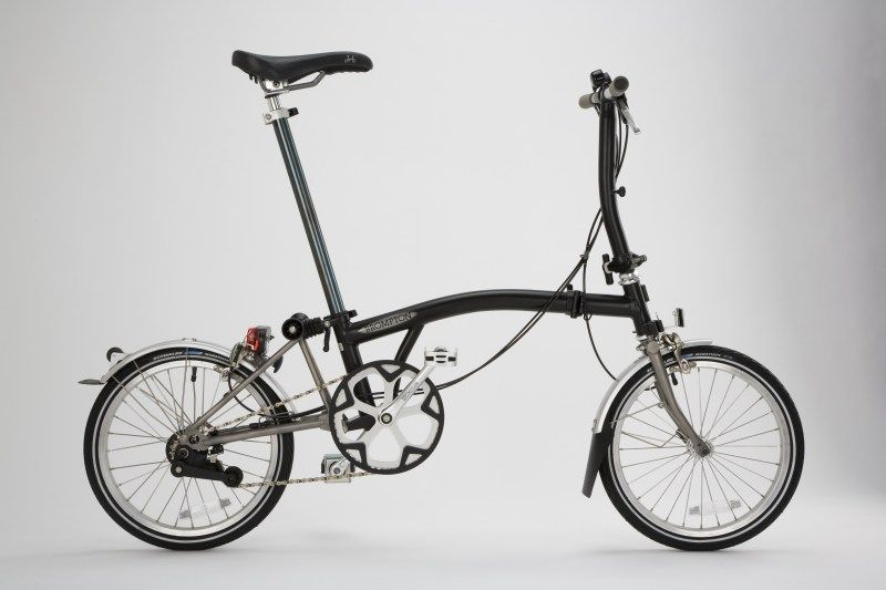 I need this kind of animal to be pet around the cities [The fold | Brompton Bicycle]