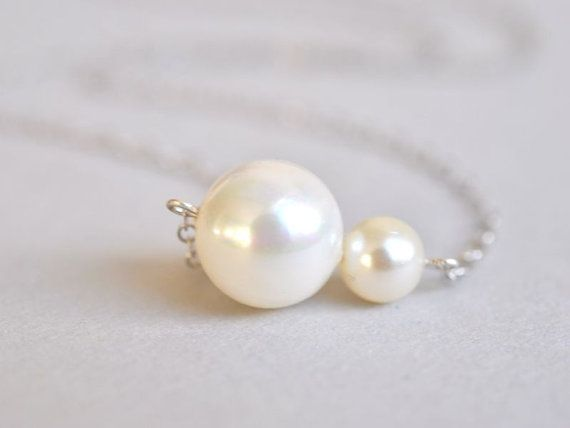 White Pearls Necklace @noholife