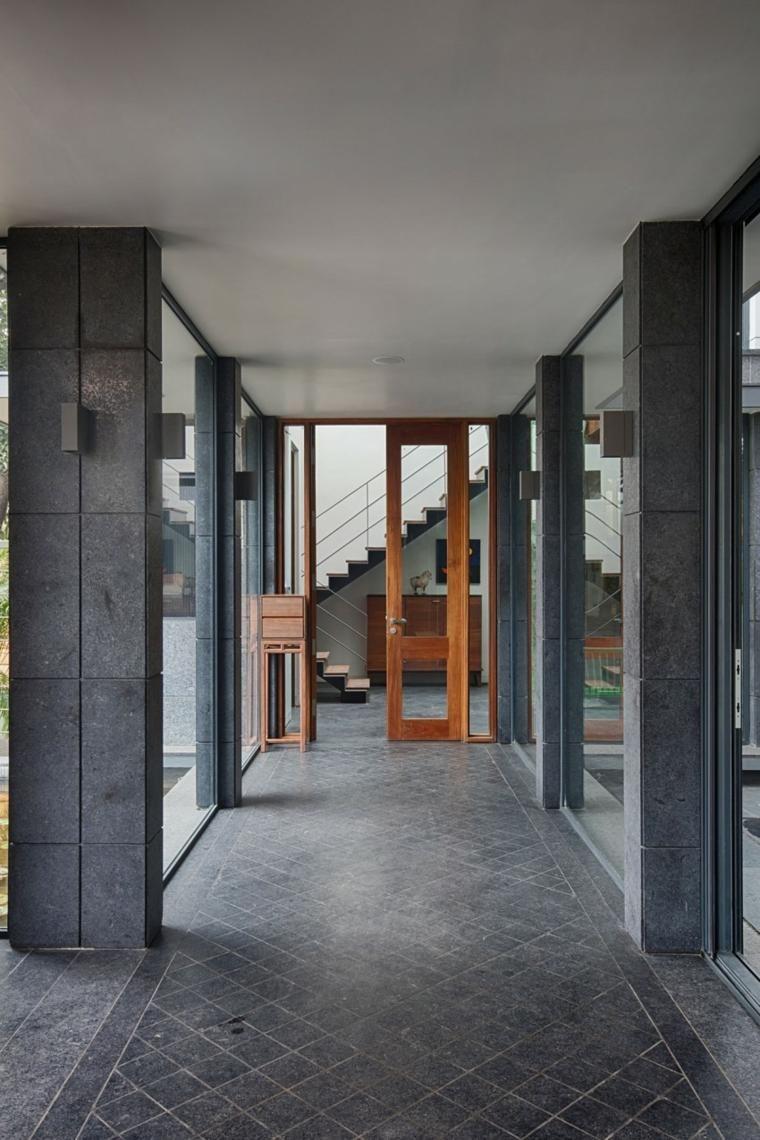 Design Häuser - ein modernes Haus in Bhopal, Indien | Haus