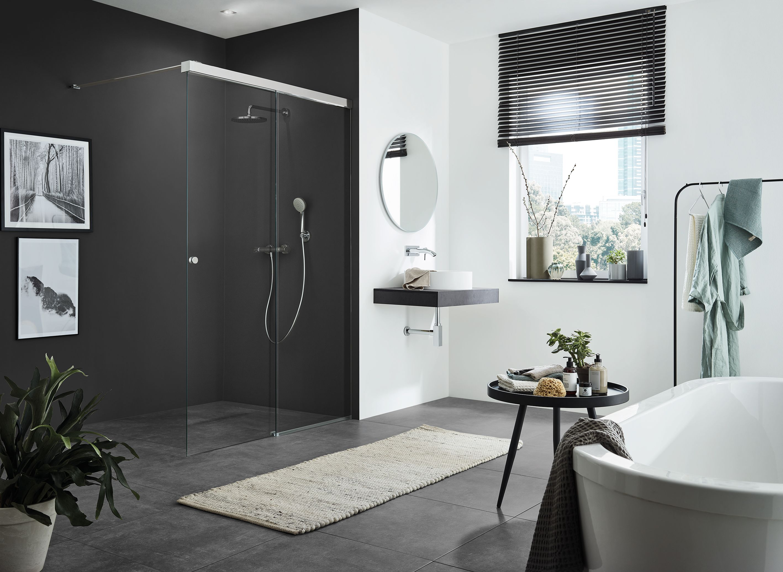 Unsere Glasdusche Tansa Gestaltungsideen Für Ihr Bad Badezimmer Neu Gestalten Glasduschen Dusche