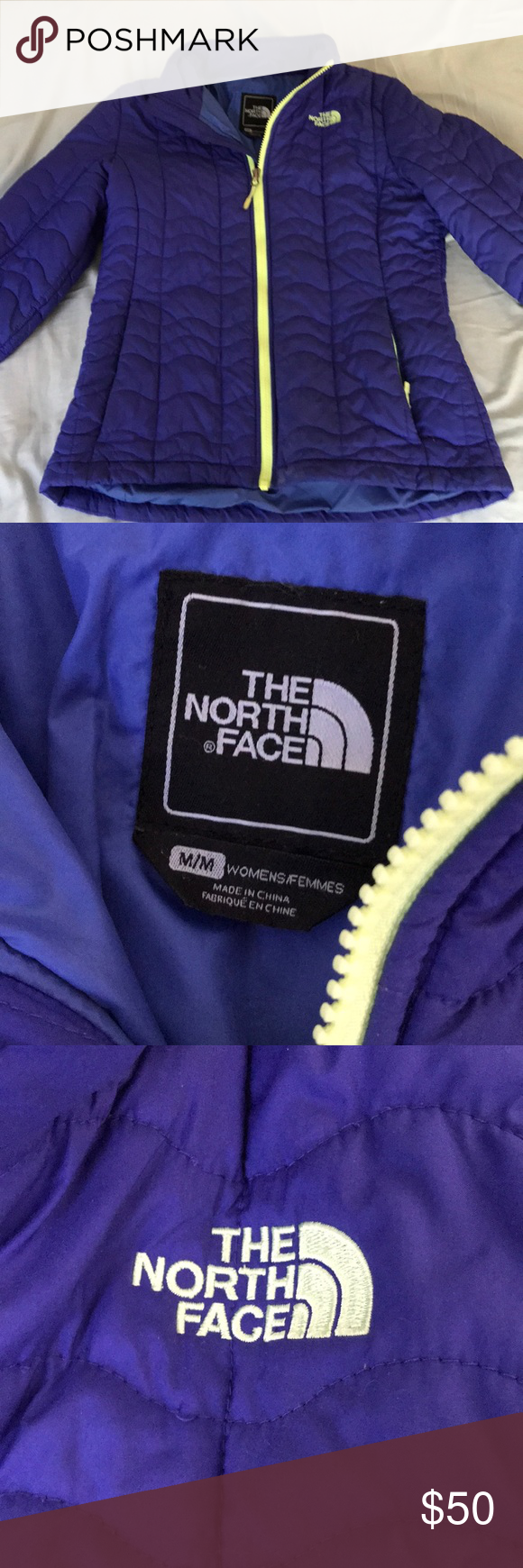 The North Face Purple And Lime Green Winter Jacket Green Winter Jacket Winter Jackets North Face Jacket [ 1740 x 580 Pixel ]
