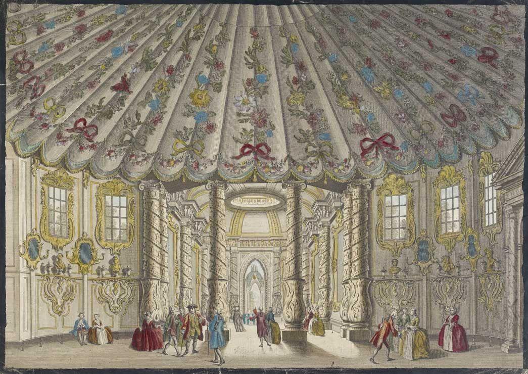 Museum Of London Vauxhall Pleasure Gardens