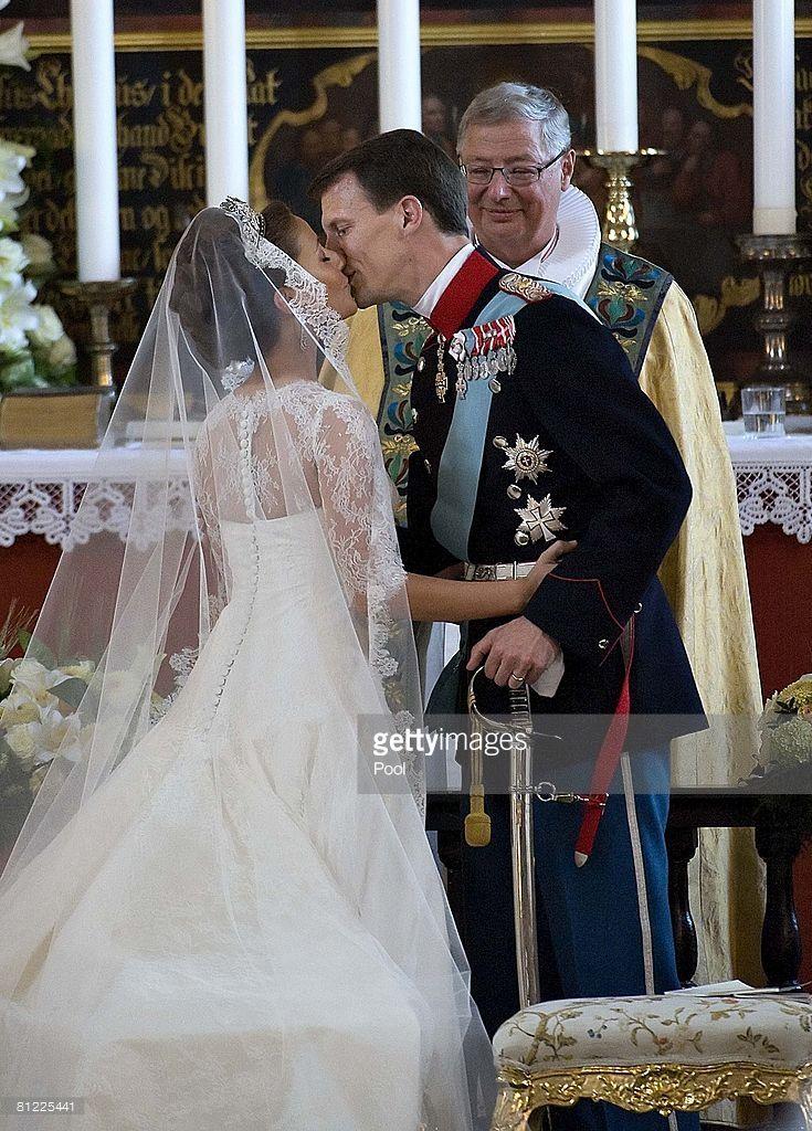 Prince Joachim and Miss Marie Cavallier - Wedding | Denmark and ...