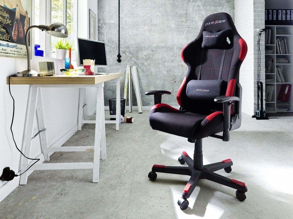 der chefsessel dx racer 1 berzeugt durch hohen. Black Bedroom Furniture Sets. Home Design Ideas