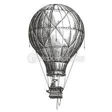 Bildergebnis für mongolfiera illustrazione