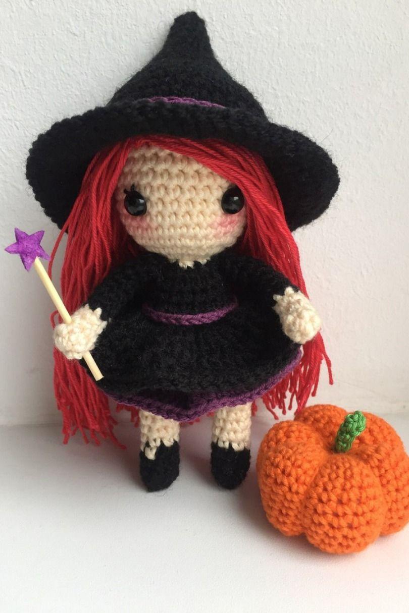 Halloween Cupcakes | Free Amigurumi Patterns | Bloglovin' | 1215x810