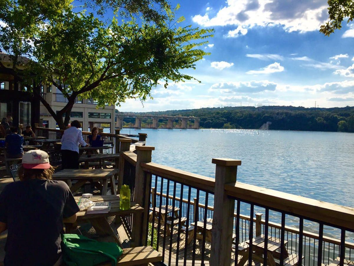 Wonderful 18 Essential Austin Patios For Outdoor Drinking And Dining