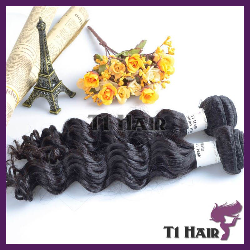 7A brazilian hair deep wave! 12''-26'' 12'' $39.6 14'' $42.0 16'' $46.9 if you want know more details ,pls contact me. THX