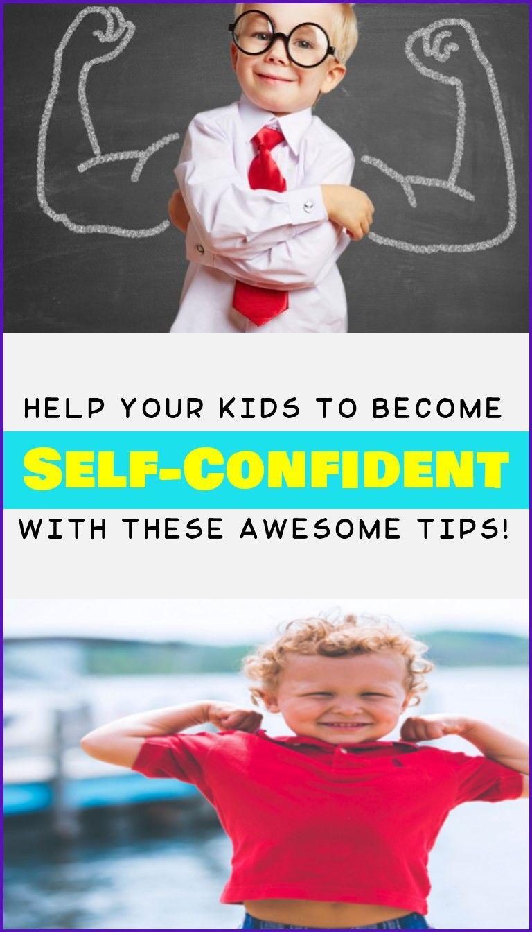 Sich selbst kennenlernen kinder