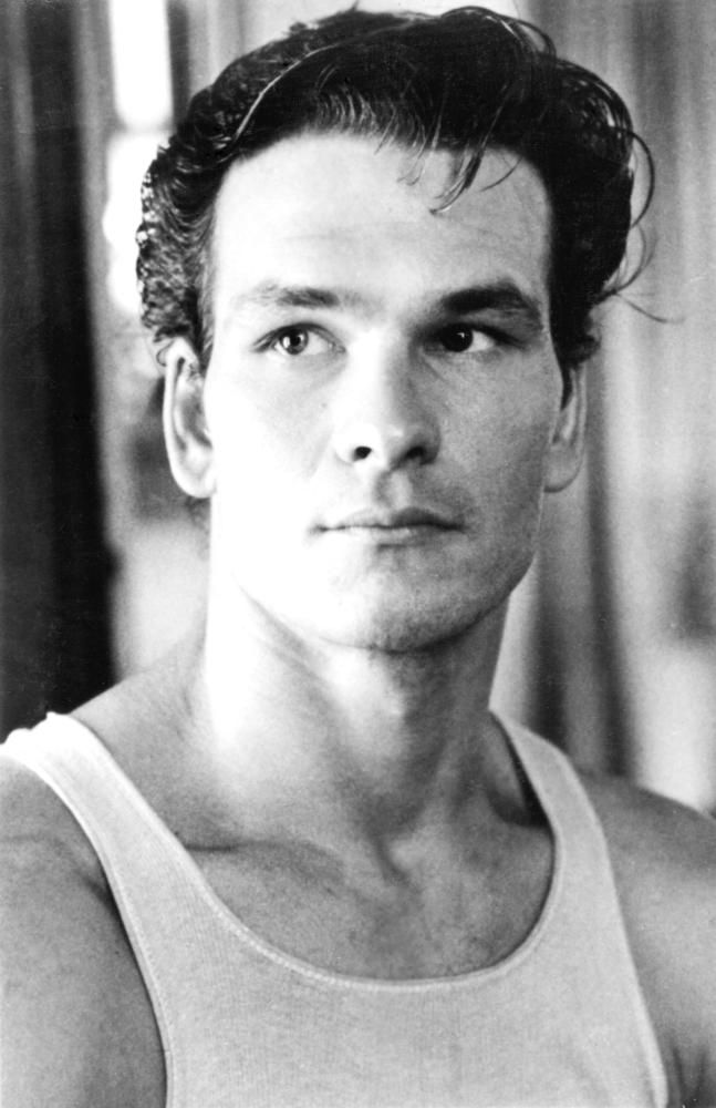 Patrick Swayze Circa The Outsiders Yumm In 2019