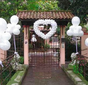Addobbi Matrimonio Casa Sposa Cerca Con Google Palloncini Matrimonio Palloncini Decorazioni Matrimonio