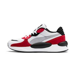 PUMA RS 9.8 Space Trainers in White/High Risk Red size 10.5 ...