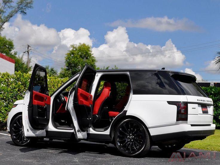 For Sale 2016 Land Rover Range Rover Autobiography Rare