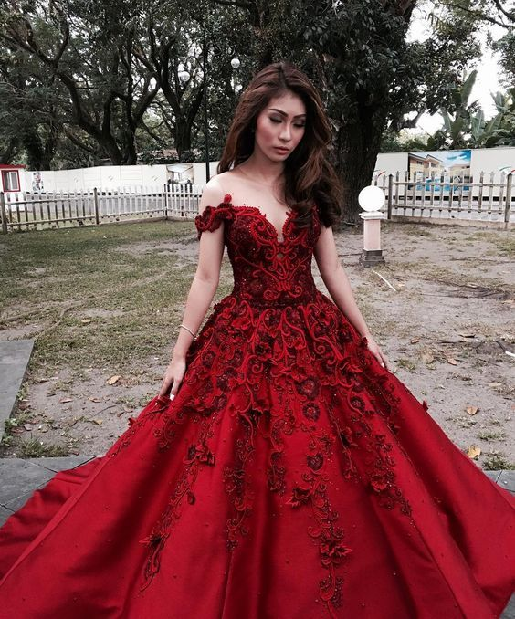 60 beautiful red wedding dress inspiration melhor vestido pomba 60 beautiful red wedding dress inspiration junglespirit Images