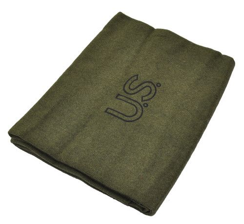 USGI 100% wool blanket NEW