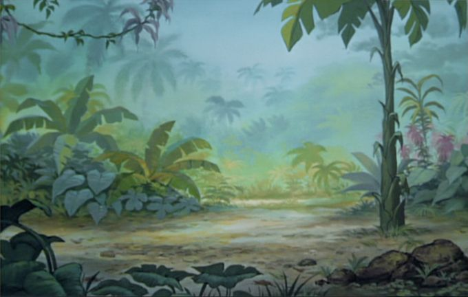 Blogging Some Animation Backgrounds