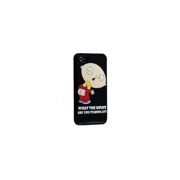 Family Guy iPhone Cases ❤ liked on Polyvore featuring accessories, tech accessories, phones, iphone sleeve case and iphone cover case