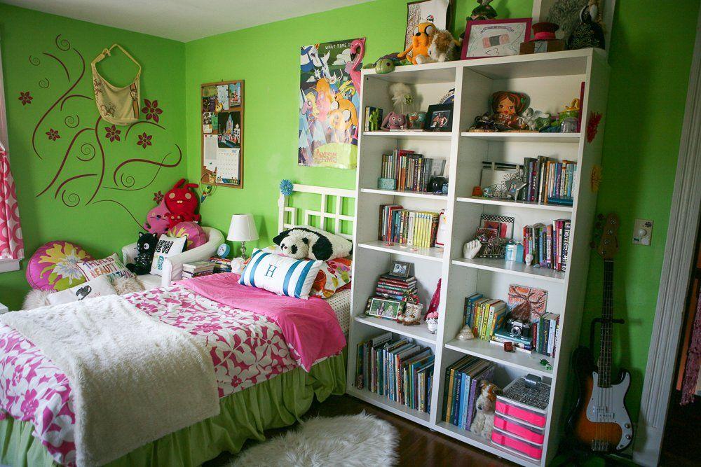 die besten 25 gr nes m dchen schlafzimmer ideen auf pinterest gr ne m dchen zimmer t rkis. Black Bedroom Furniture Sets. Home Design Ideas