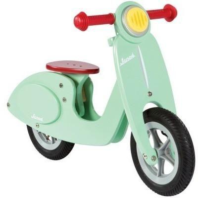 Retro Vespa Balance Bike Wooden Scooter Kids Bike Kids Toys