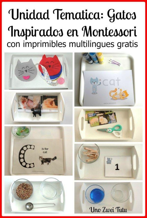 La Letra G es de Gato: Unidad Tematica con Imprimibles Gratis ...