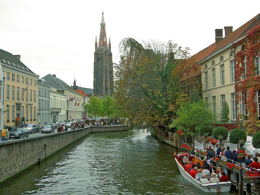Belçika,Brugge