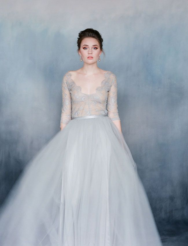 Long Sleeved Wedding Dresses: 20 Perfect Gowns for Brides | Long ...