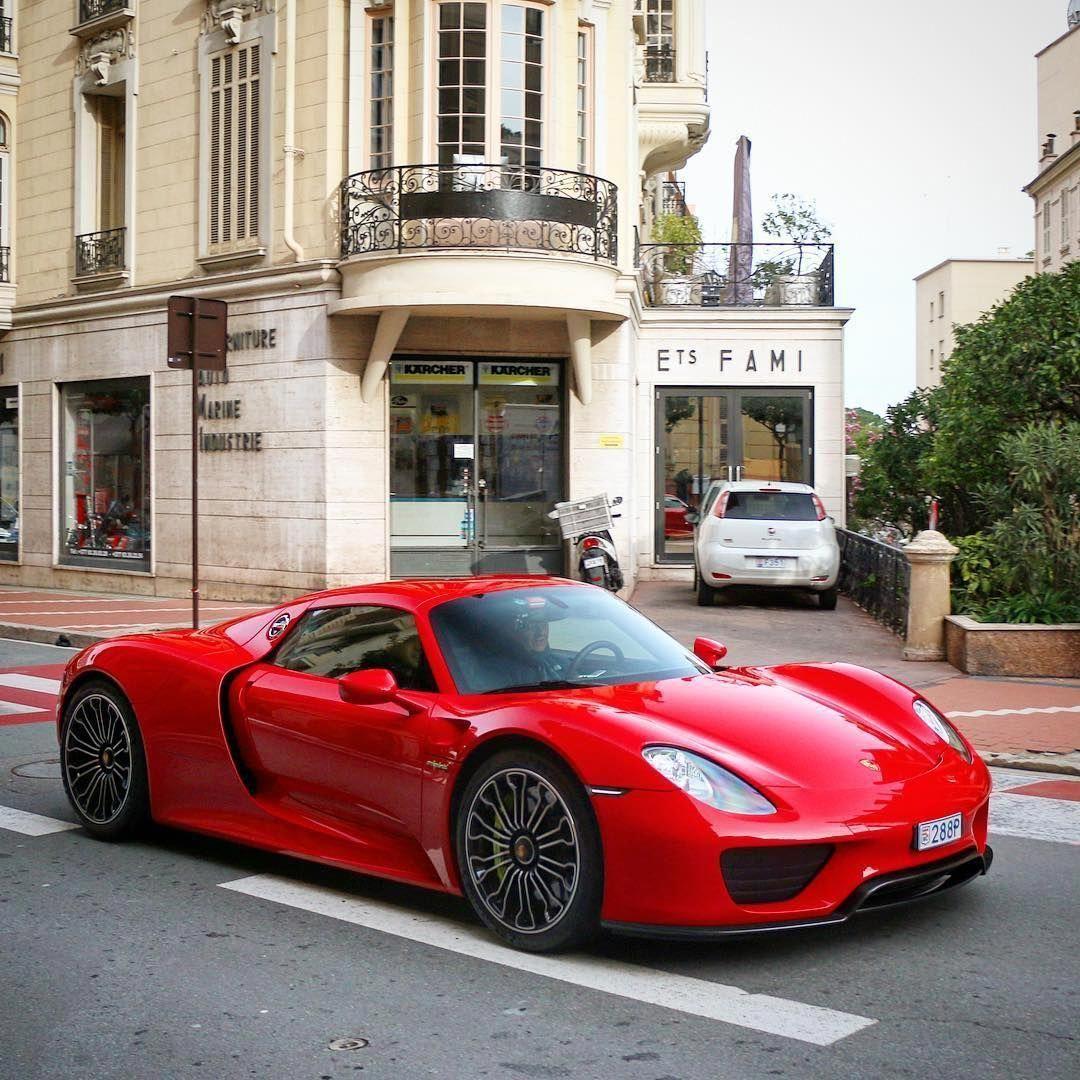 Hyperarousal Collector Owns Laferrari Porsche 918 And: Porsche 918 Spyder #porsche918spyder