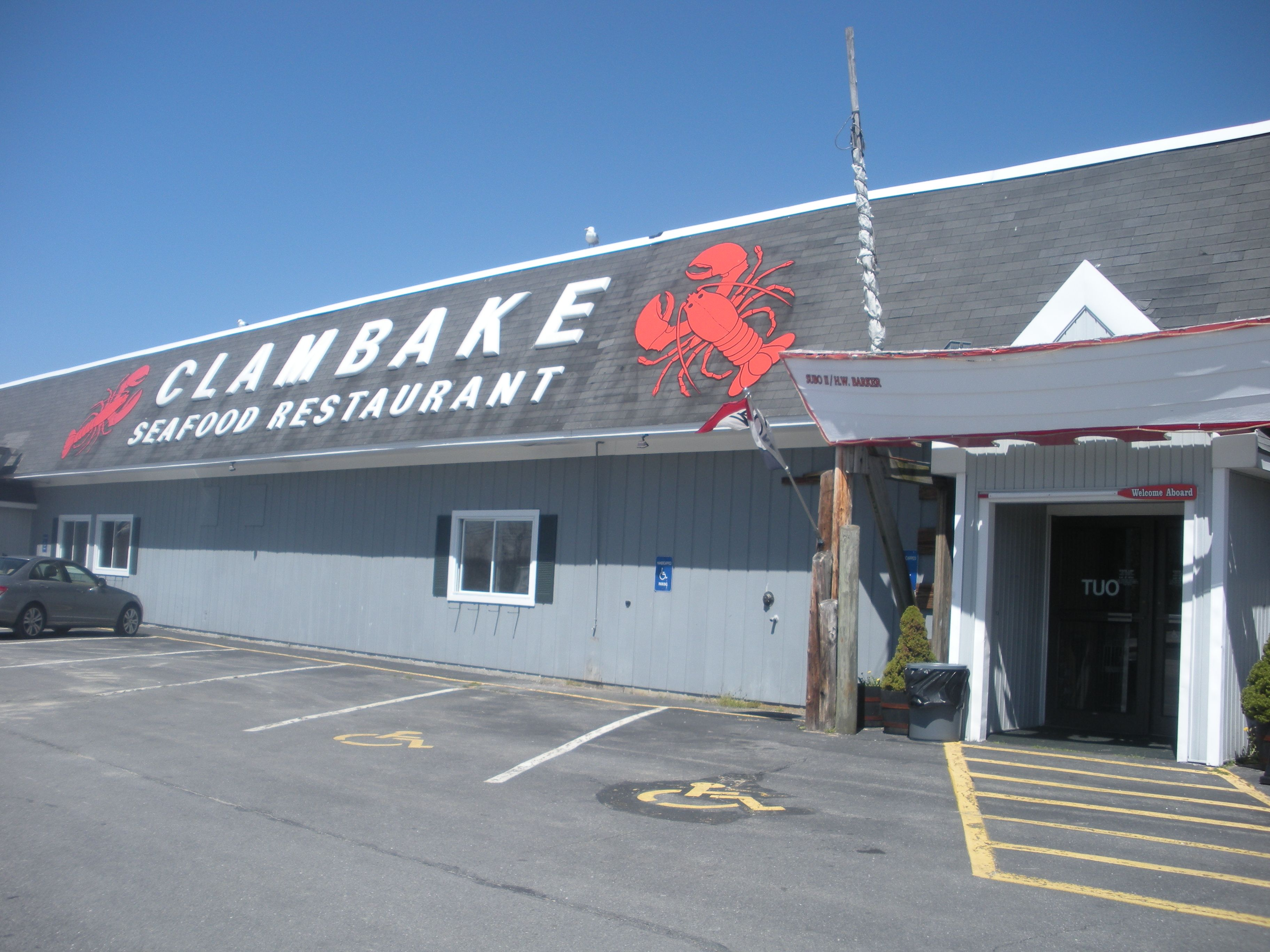 Clam Bake In Pine Point Maine Family Memories As A Kid Always Here First For