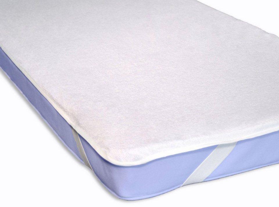 Matratzenschoner Paula Kinzler Materialmix Wasserdicht 4 Ubereck Spanngummis Online Kaufen In 2020 Matratzenschoner Matratze