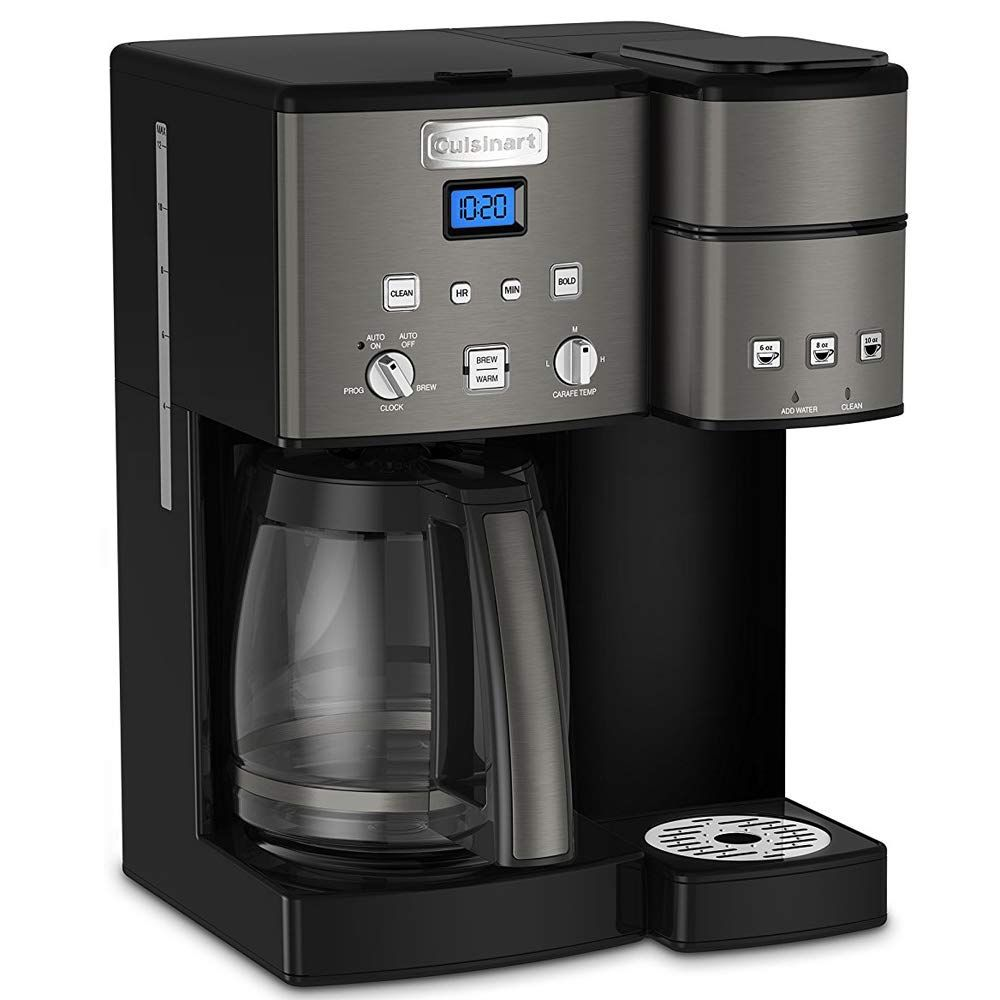 Cuisinart Single Serve Stainless Extended Warranty In 2020 Coffee Center Coffee Maker Pod Coffee Makers