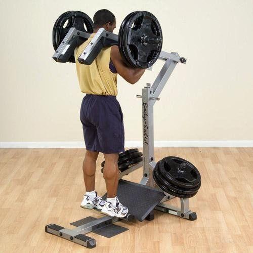 Body solid gscl360 leverage squat calf machine workoutprograms.net
