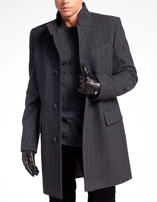 пальто мужские фото
