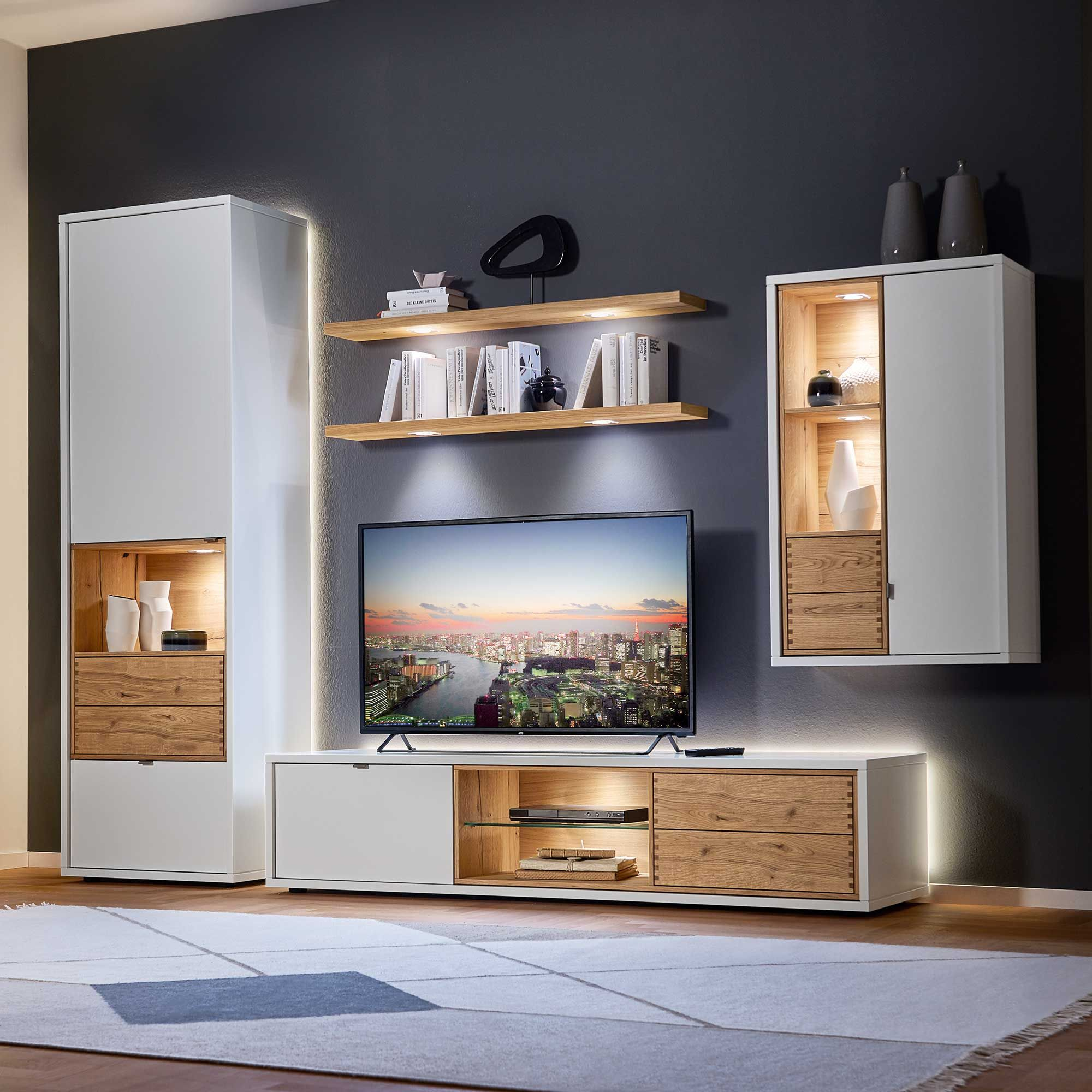 Macao Tv Wall Unit Wall Units Dining Room In 2020 Dining