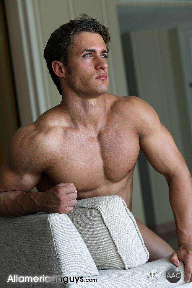 All American Guys Models Porn - Model Robby Barker by Michael Downs for All American Guys