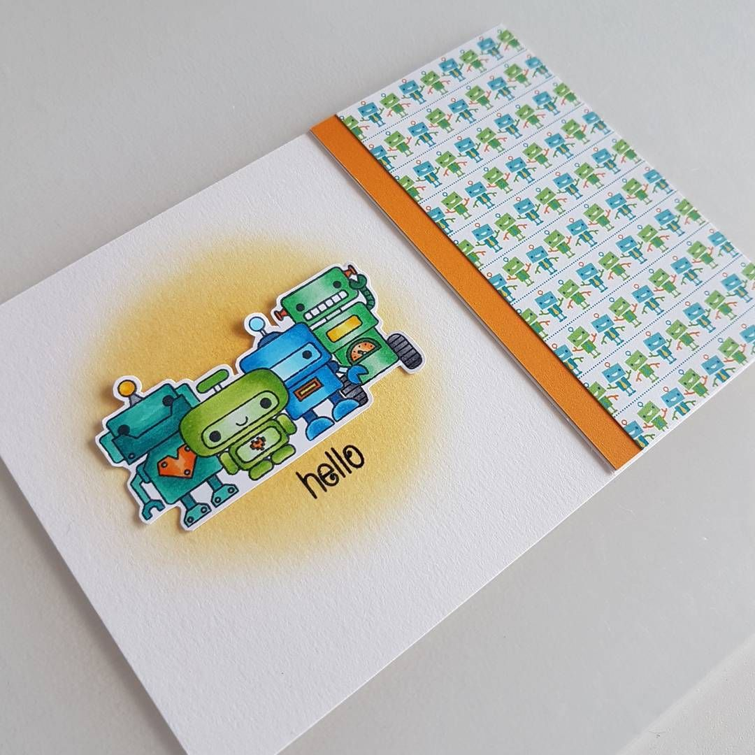 Hello! I love it when things match.... #cardmaking #clearstamps #crafting #crafts #papercrafting #craftingsupplies #papercrafts #stamps #clearstamps #clearlybesotted #clearlybesottedstamps #ink #papercrafts #cardmaking #papercrafting #stamping #colors #crafts #crafting #craftingsupplies #craftingmust #doodlebug #doodlebugpaper