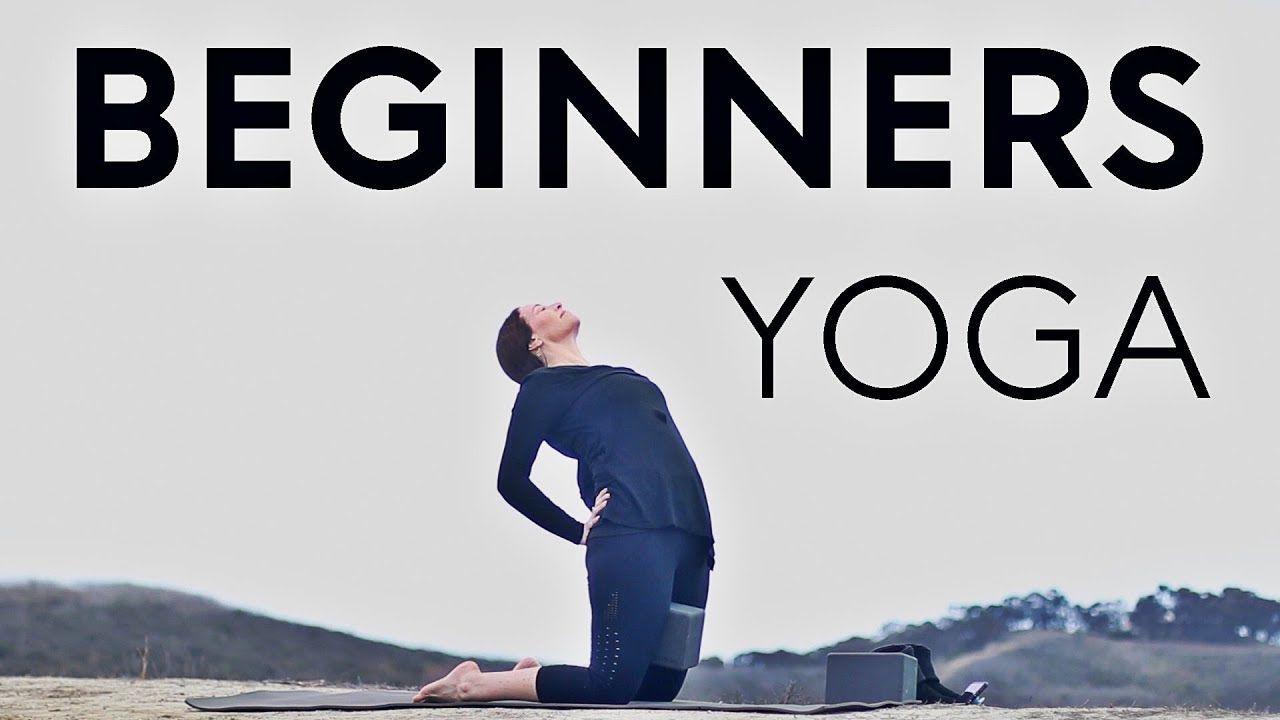 Beginners Yoga For Flexibility Backbends Youtube Yoga For Beginners Yoga Videos For Beginners
