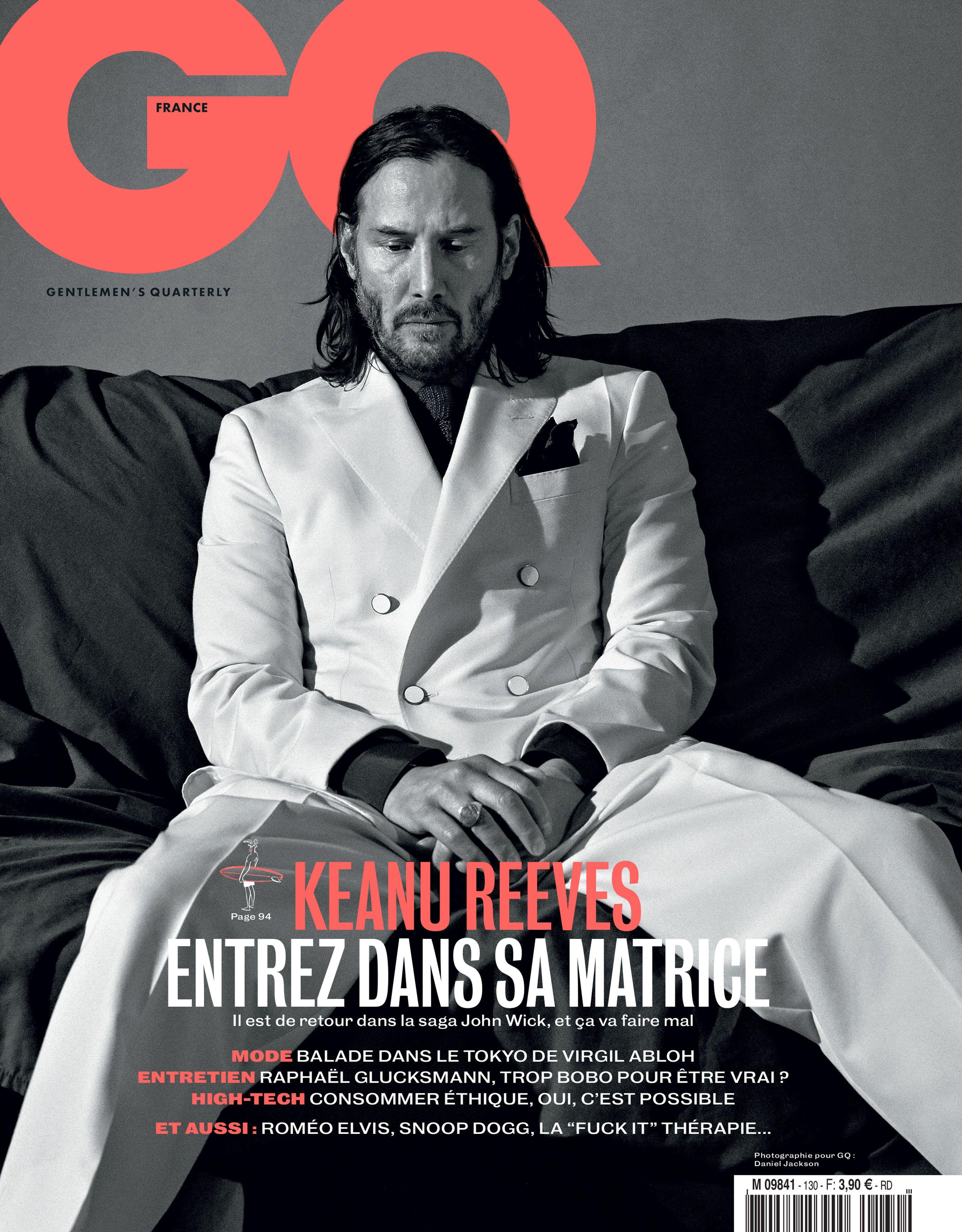 Épinglé par GQ France sur Les couvertures de GQ / Covers