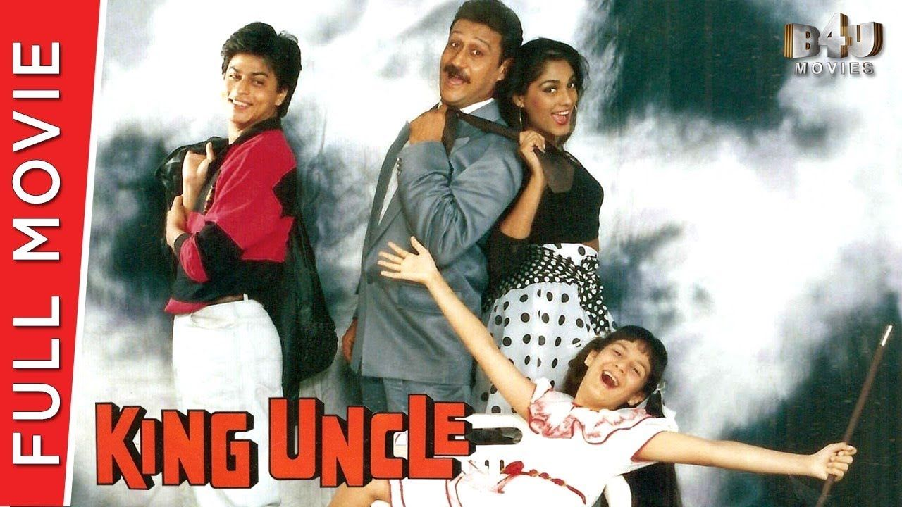 Pin On Bollywood Movie King Uncle